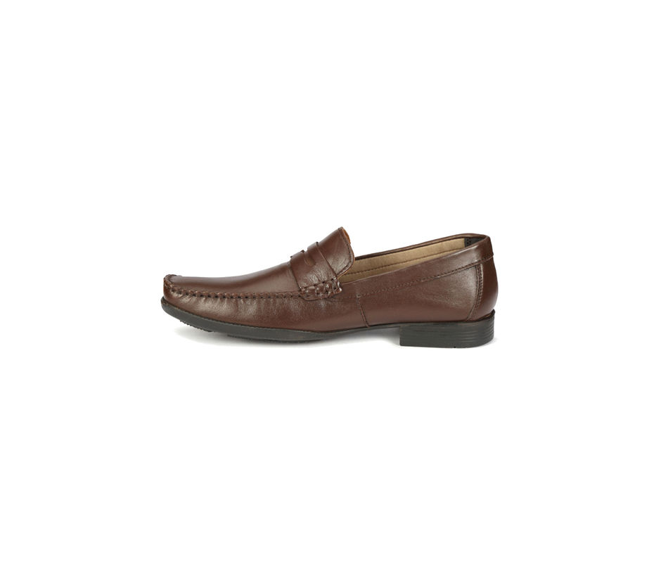 Driver Slip-on - Brown