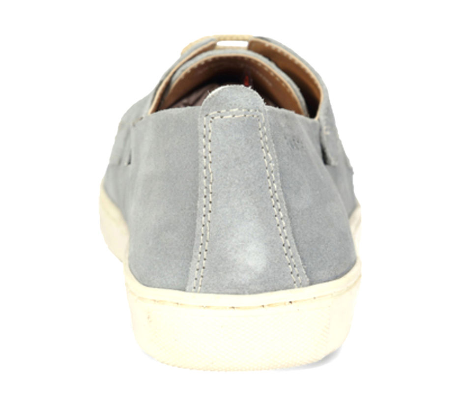 Casual Lace Up - Grey