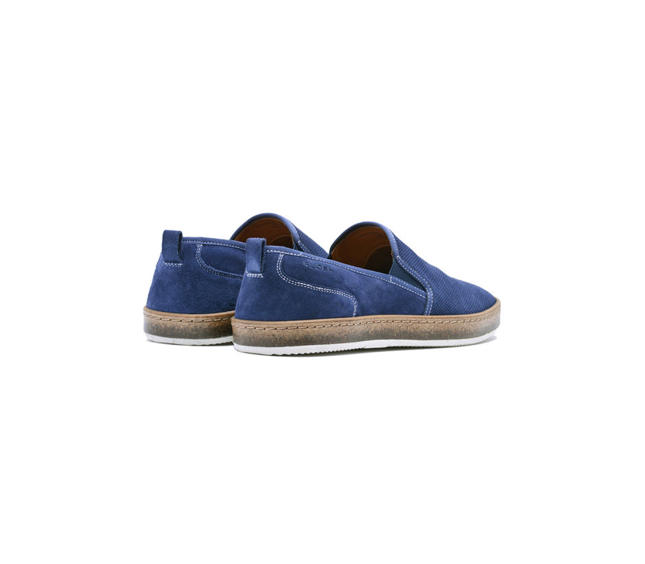 Sneakers Slip-on - Blue