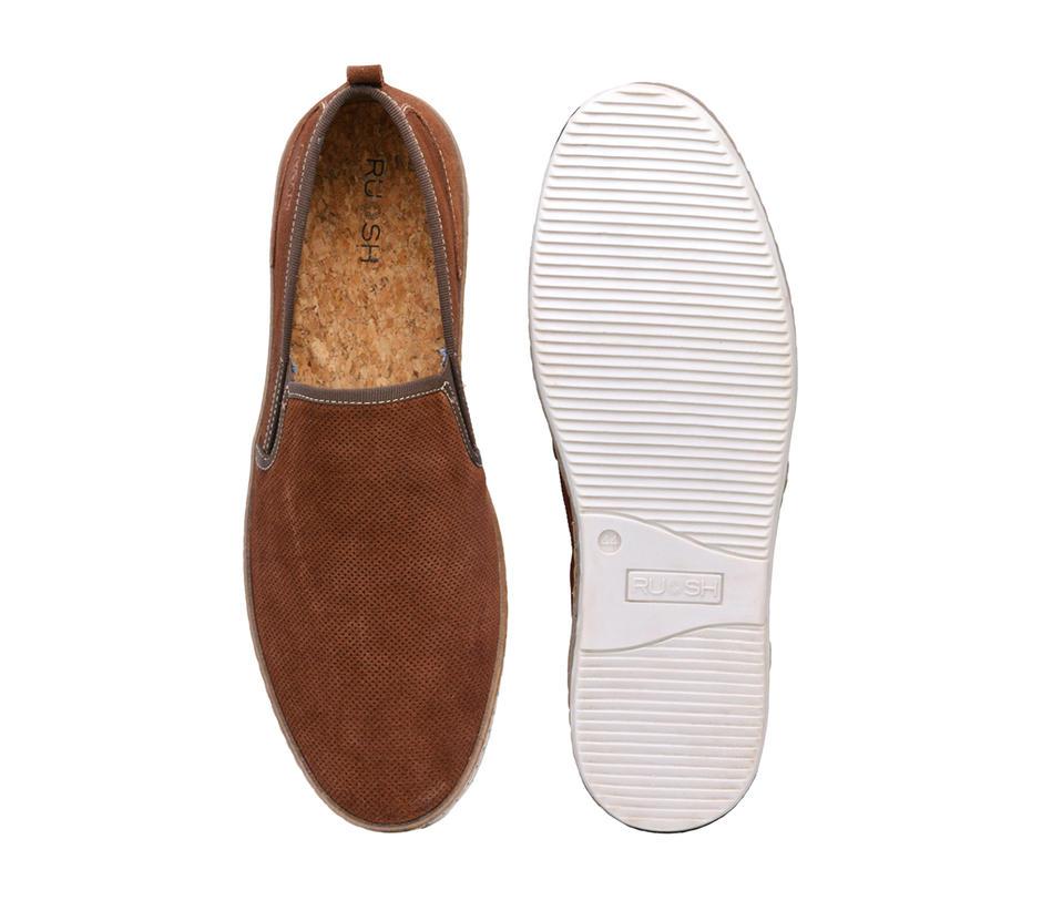 Sneakers Slip-on - Brown