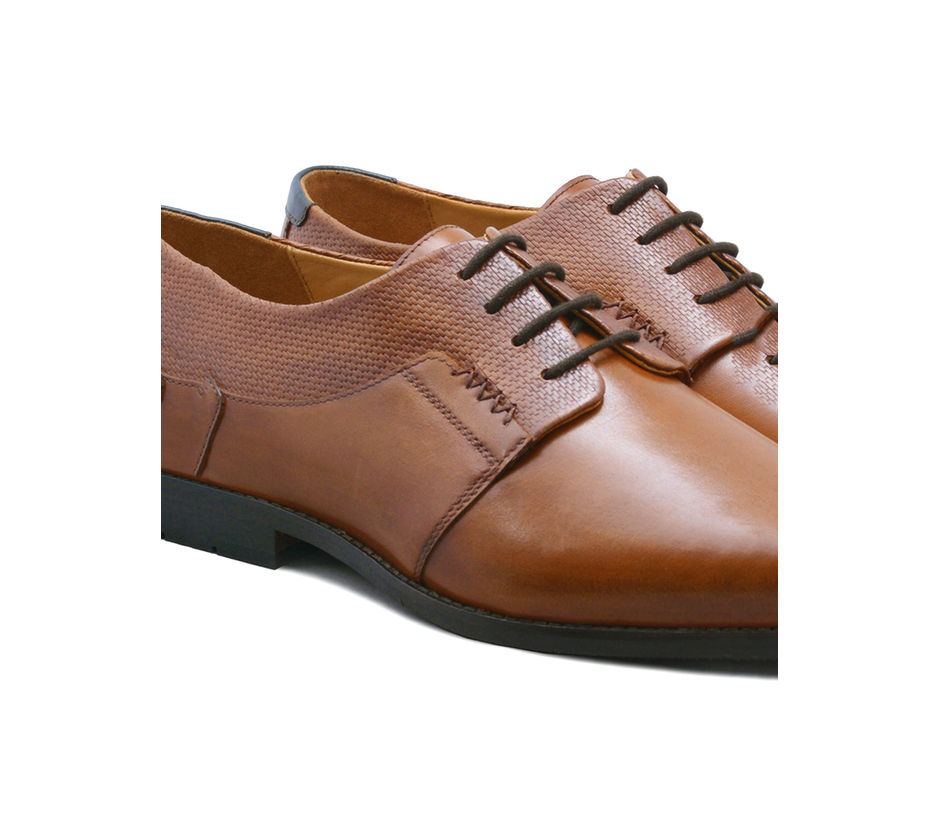 UltraFlex Work Lace Up - Tan