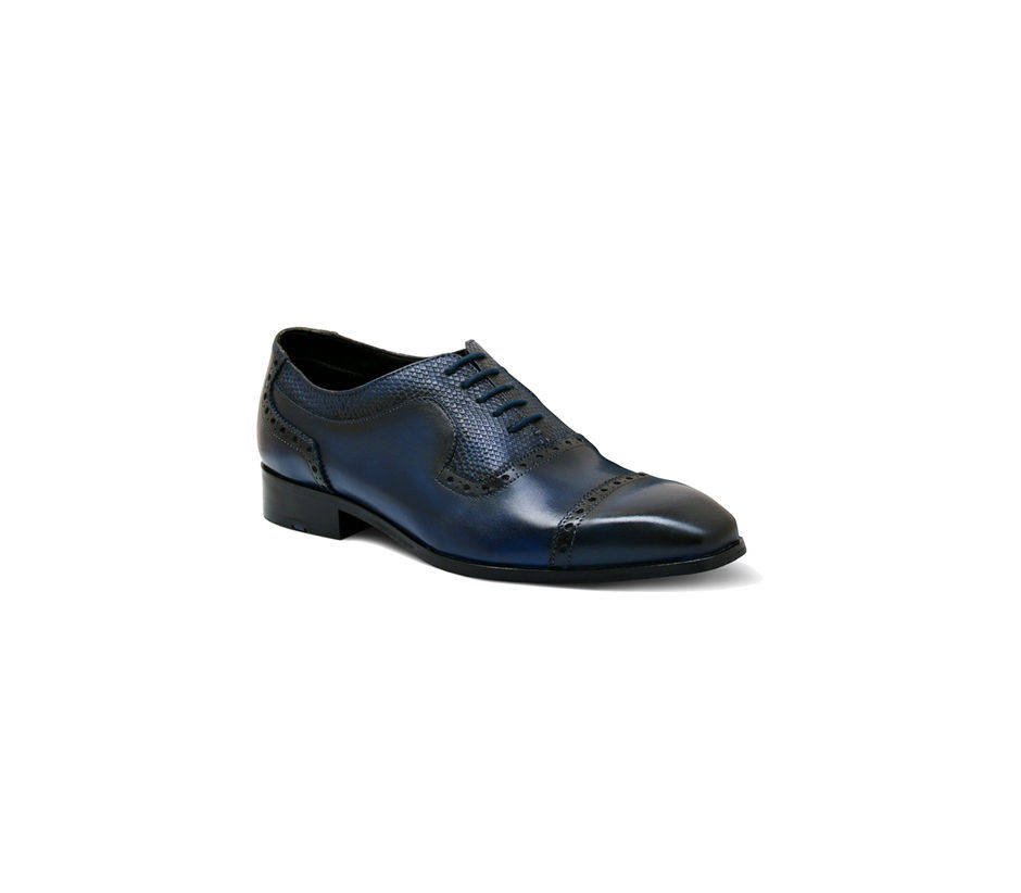 Blue Oxfords