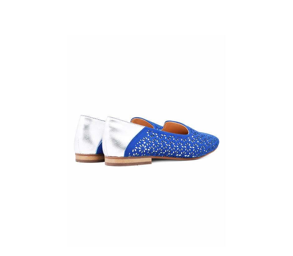 Laser cut Ballerina - Blue