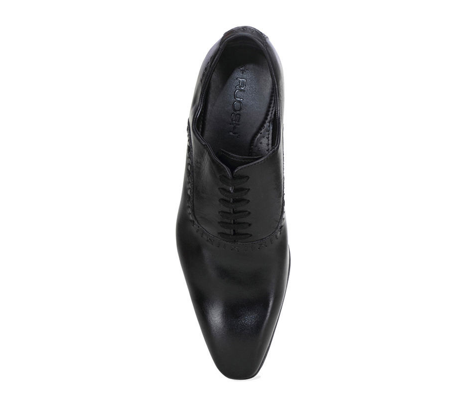 Formal Lace-up - Black