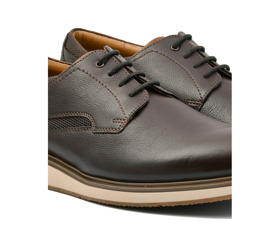 AirCube laceup - Brown