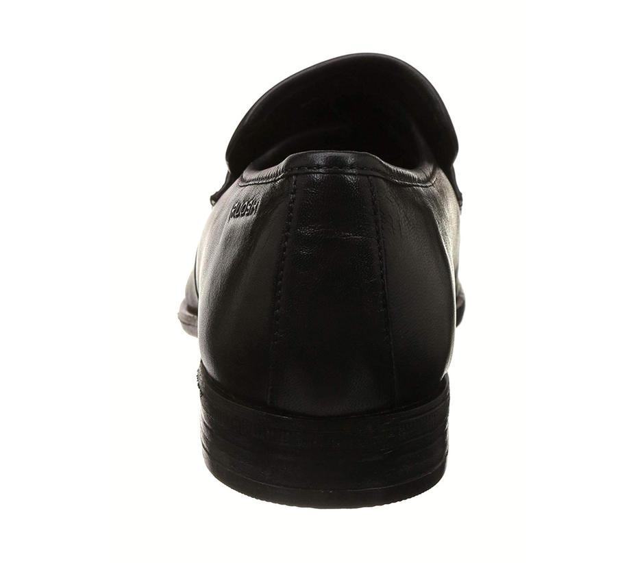 Black Formal Slip-ons