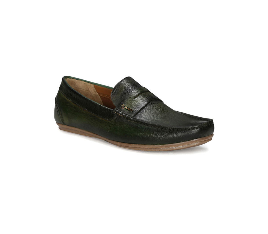 Driving Shoes - Green