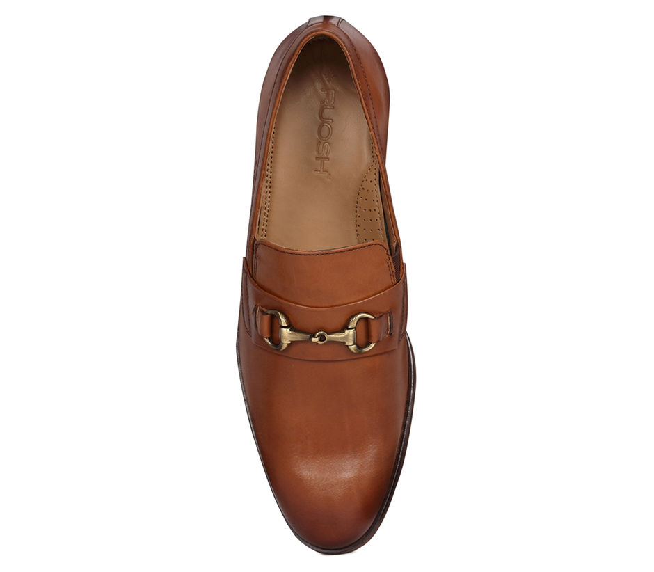 Classic Formal Slip-on - Tan