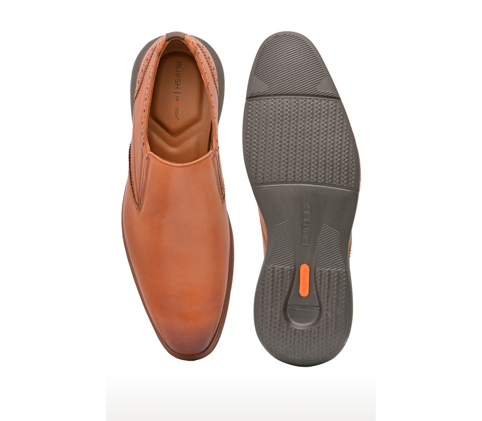 Ergotech Hybrid Slip-on - Tan
