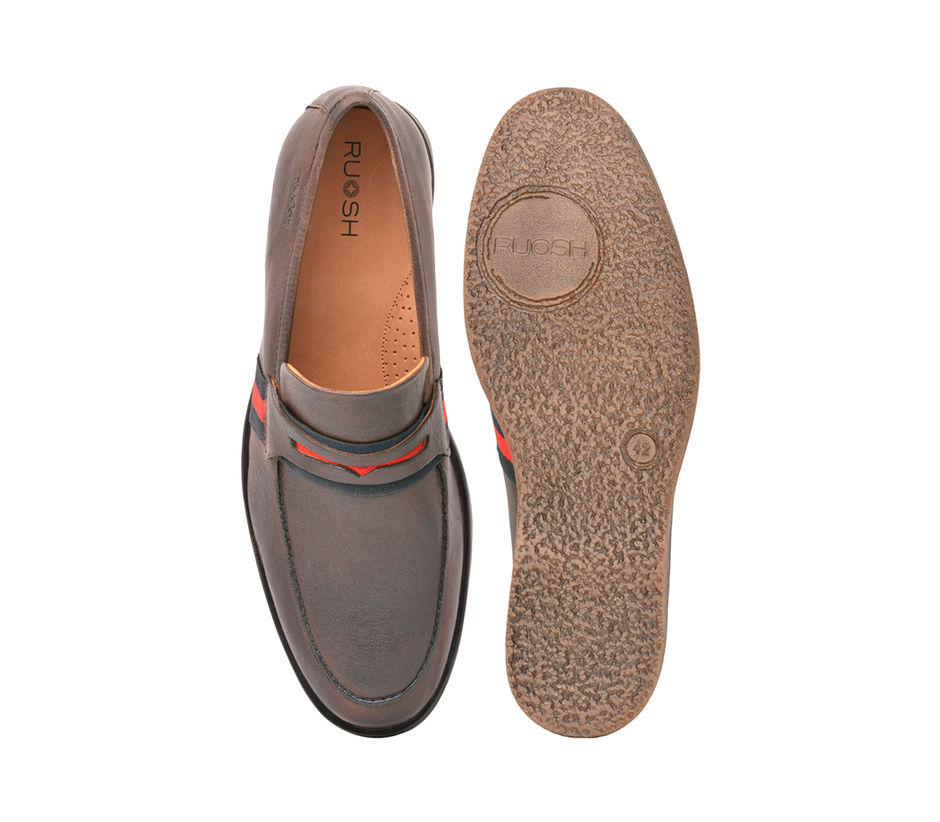 Casual Slip-on - Brown