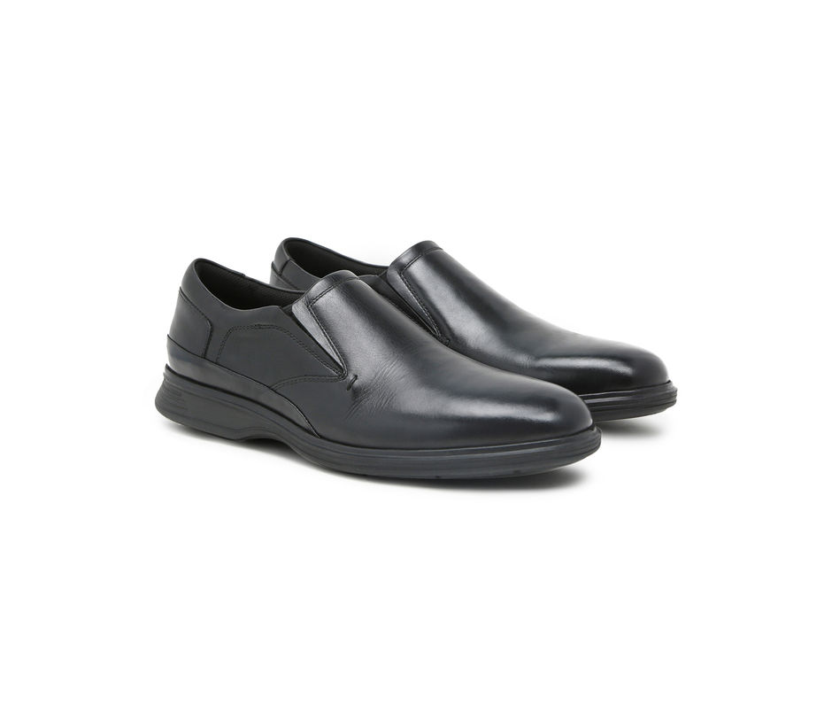 Ergotech Formal Slip-on - Black