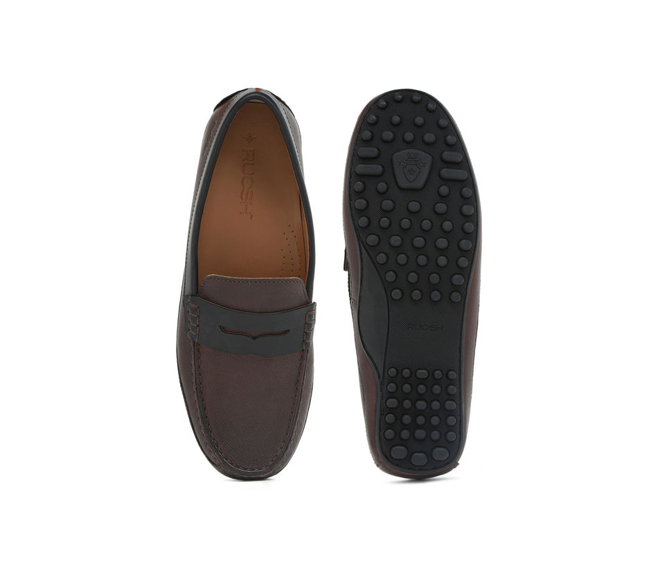Driving Shoes - Brown