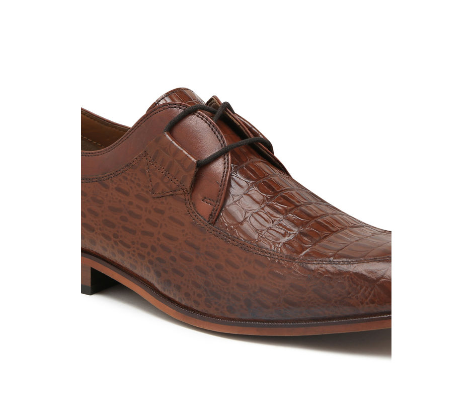 Occasion Lace-ups Tan