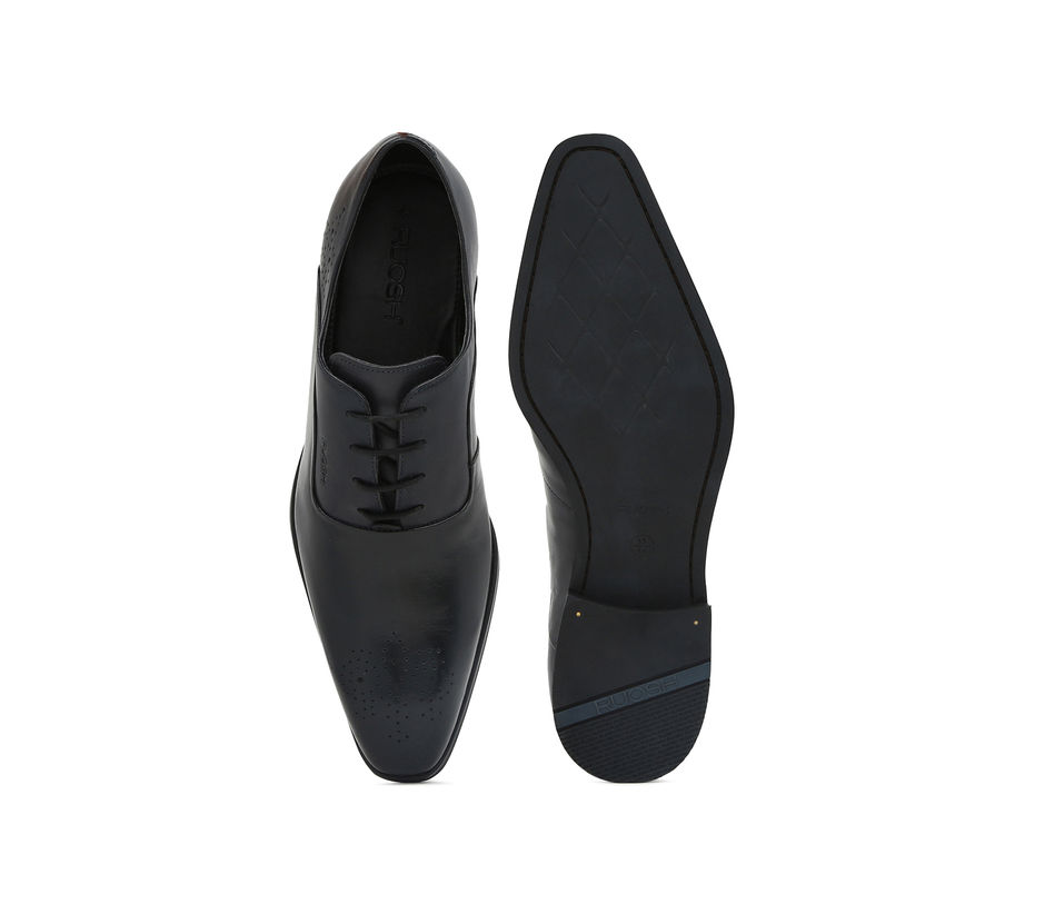 Semi-formal Lace-ups - Black